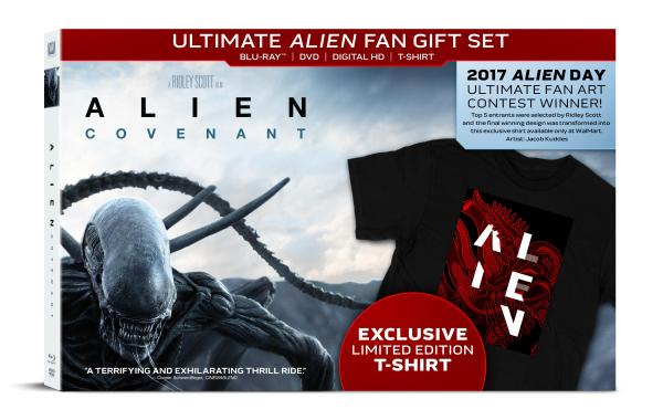 'Alien: Covenant'; Arrives On Digital HD August 1 & On 4K Ultra HD, Blu-ray & DVD August 15 From Fox Home Ent. 37