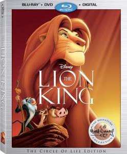 [Blu-Ray Review] 'The Lion King: The Circle Of Life Edition': Now Available On Signature Collection Blu-ray From Disney 1