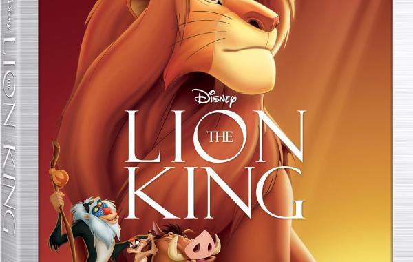 Disney's 'The Lion King'; Joining The Signature Collection On Digital August 15 & On Blu-ray August 29, 2017 From Disney 10