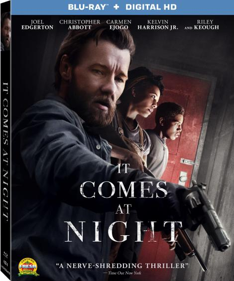 'It Comes At Night'; Arrives On Blu-ray & DVD September 12, 2017 From Lionsgate 4