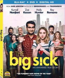 [Blu-Ray Review] 'The Big Sick': Now Available On Blu-ray, DVD & Digital From Lionsgate 1