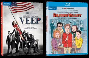 'Veep: Season Six' & 'Silicon Valley: Season Four'; Both Arrive on Digital HD This Month & On Blu-ray & DVD September 12, 2017 From HBO 8