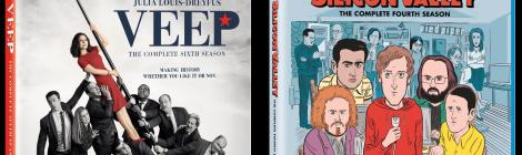 'Veep: Season Six' & 'Silicon Valley: Season Four'; Both Arrive on Digital HD This Month & On Blu-ray & DVD September 12, 2017 From HBO 20