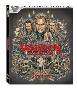[Blu-Ray Review] 'Warlock Collection': Now Available On 2-disc Vestron Video Collector's Series Blu-ray From Lionsgate 1