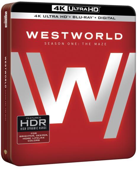 'Westworld: Season One'; Arrives On Blu-ray, DVD & 4K Ultra HD November 7, 2017 From Warner Bros 4