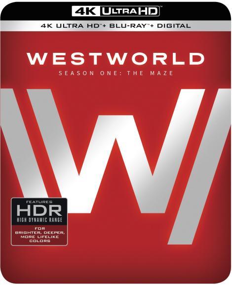 'Westworld: Season One'; Arrives On Blu-ray, DVD & 4K Ultra HD November 7, 2017 From Warner Bros 3