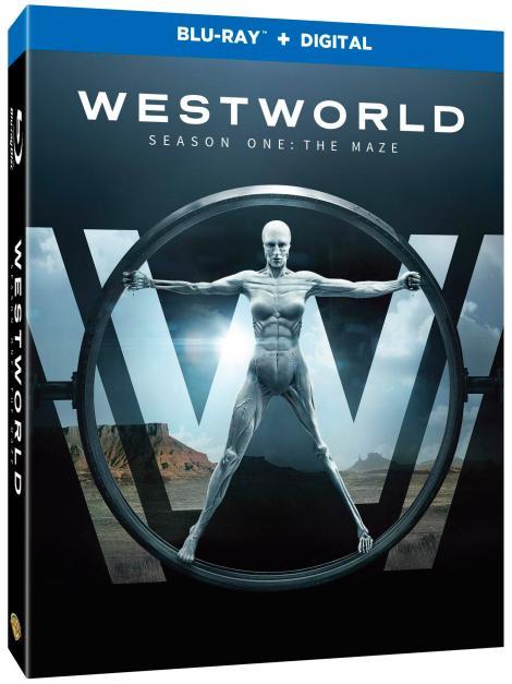 'Westworld: Season One'; Arrives On Blu-ray, DVD & 4K Ultra HD November 7, 2017 From Warner Bros 6