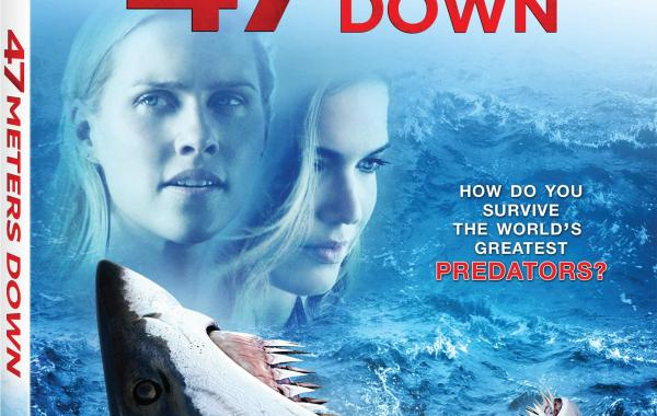 '47 Meters Down'; Arrives On Digital HD September 12 & On Blu-ray & DVD September 26, 2017 From Anchor Bay - Lionsgate 25