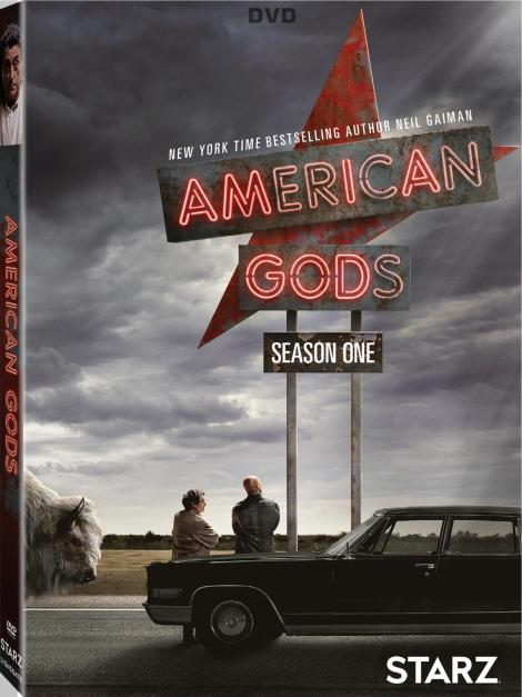 'American Gods: Season One'; Arrives On Digital October 6 & On Blu-ray & DVD October 17, 2017 From Starz & Lionsgate 5