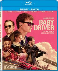 [Blu-Ray Review] 'Baby Driver': Now Available On 4K Ultra HD, Blu-ray, DVD & Digital From Sony Pictures 1