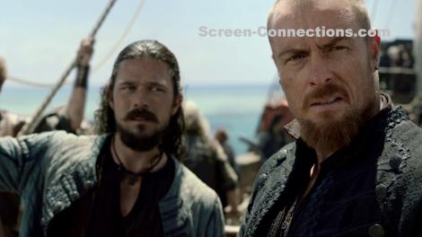 [Blu-Ray Review] 'Black Sails: The Complete Fourth Season': Available On Blu-ray & DVD August 29, 2017 From Starz & Lionsgate 2