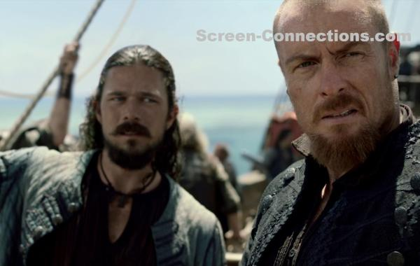 [Blu-Ray Review] 'Black Sails: The Complete Fourth Season': Available On Blu-ray & DVD August 29, 2017 From Starz & Lionsgate 38