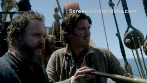 [Blu-Ray Review] 'Black Sails: The Complete Fourth Season': Available On Blu-ray & DVD August 29, 2017 From Starz & Lionsgate 7