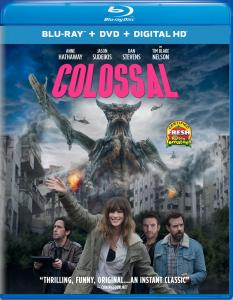 [Blu-Ray Review] 'Colossal': Now Available On Blu-ray, DVD & Digital From Universal 11
