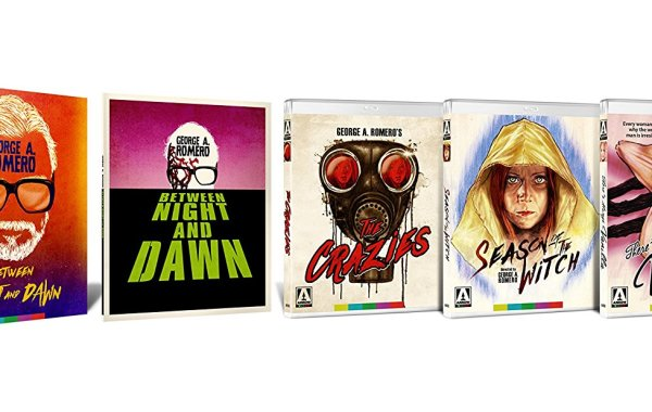 'George A. Romero - Between Night And Dawn'; Arrives On Limited Edition 6-Disc Blu-ray + DVD Box Set October 24, 2017 From Arrow Video 24