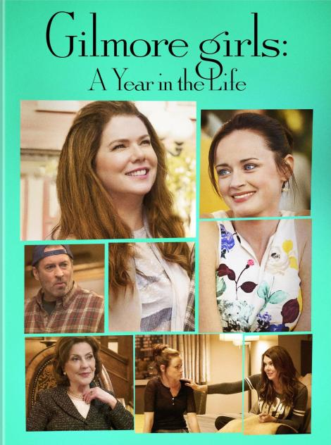 'Gilmore Girls: A Year In The Life'; Arrives On DVD, Digital & Blu-ray* November 28, 2017 From Warner Bros 3