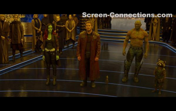 [Blu-Ray Review] 'Guardians Of The Galaxy Vol. 2': Available On 4K Ultra HD, Blu-ray & DVD August 22, 2017 From Marvel Studios 5