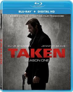 'Taken: Season One'; Arrives On Blu-ray & DVD September 26, 2017 From Lionsgate 1