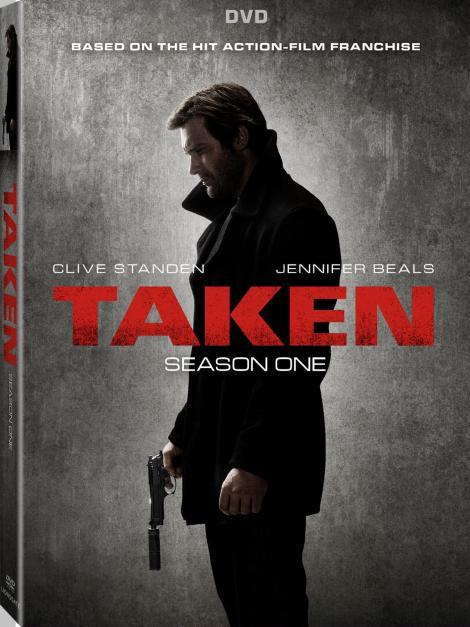 'Taken: Season One'; Arrives On Blu-ray & DVD September 26, 2017 From Lionsgate 5