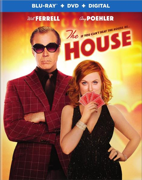 'The House'; Arrives On Digital September 26 & On Blu-ray & DVD October 10, 2017 From Warner Bros 3