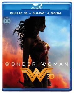 [Blu-Ray Review] 'Wonder Woman' 3D: Now Available On 4K Ultra HD, Blu-ray 3D, Blu-ray, DVD & Digital From DC & Warner Bros 1