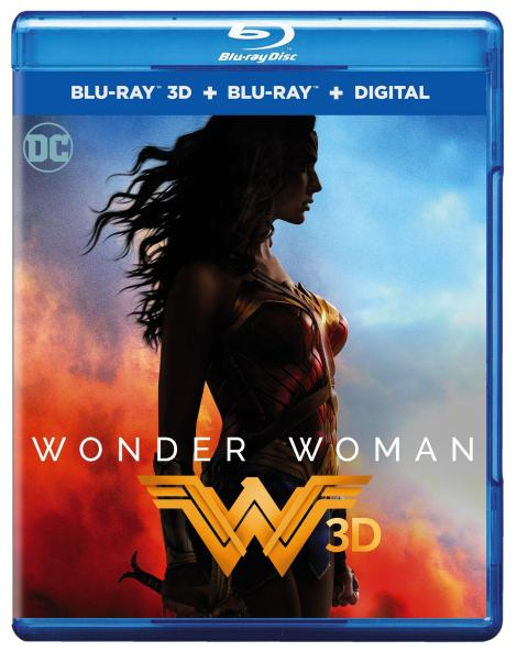 'Wonder Woman'; Arrives On Digital August 29 & On 4K Ultra HD, 3D Blu-ray, Blu-ray & DVD September 19, 2017 From DC & Warner Bros 8