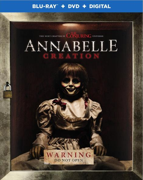 'Annabelle: Creation'; Arrives On Digital October 20 & On Blu-ray & DVD October 24, 2017 From Warner Bros 10