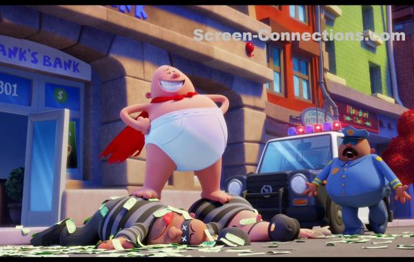 [Blu-Ray Review] 'Captain Underpants: The First Epic Movie': Now Available On 4K Ultra HD, Blu-ray, DVD & Digital From DreamWorks & Fox Home Ent 4