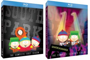 The First 11 'South Park' Seasons Are Coming To Blu-ray! Own Seasons 1-5 On December 5 & Seasons 6-11 On December 19, 2017 From Paramount 1