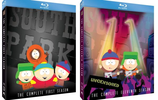 The First 11 'South Park' Seasons Are Coming To Blu-ray! Own Seasons 1-5 On December 5 & Seasons 6-11 On December 19, 2017 From Paramount 26