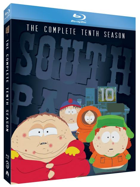 The First 11 'South Park' Seasons Are Coming To Blu-ray! Own Seasons 1-5 On December 5 & Seasons 6-11 On December 19, 2017 From Paramount 20