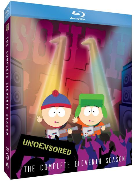 The First 11 'South Park' Seasons Are Coming To Blu-ray! Own Seasons 1-5 On December 5 & Seasons 6-11 On December 19, 2017 From Paramount 22