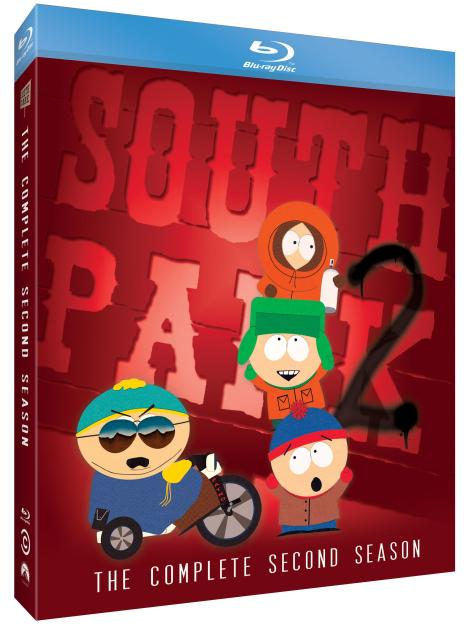The First 11 'South Park' Seasons Are Coming To Blu-ray! Own Seasons 1-5 On December 5 & Seasons 6-11 On December 19, 2017 From Paramount 4