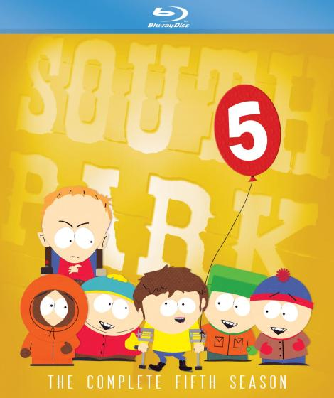 The First 11 'South Park' Seasons Are Coming To Blu-ray! Own Seasons 1-5 On December 5 & Seasons 6-11 On December 19, 2017 From Paramount 11