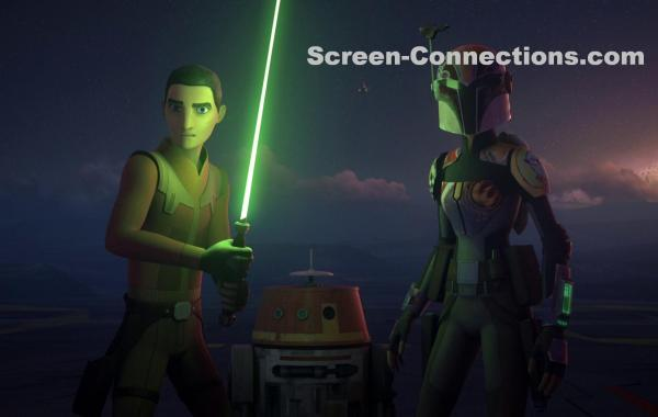 [Blu-Ray Review] 'Star Wars Rebels: Complete Season Three': Now Available On Blu-ray & DVD From Disney & Lucasfilm 35