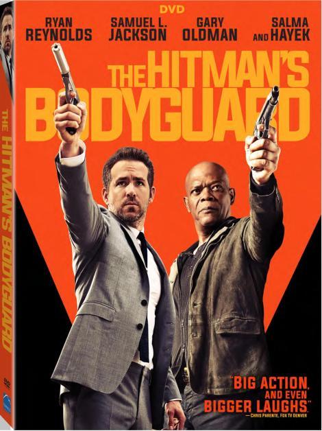 'The Hitman's Bodyguard'; Arrives On Digital HD November 7 & On 4K Ultra HD, Blu-ray & DVD November 21, 2017 From Lionsgate 7