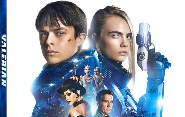 'Valerian And The City Of A Thousand Planets'; Arrives On Digital November 7 & On 4K Ultra HD, Blu-ray & DVD November 21, 2017 From Lionsgate 4