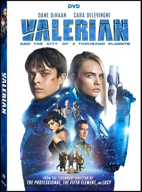 'Valerian And The City Of A Thousand Planets'; Arrives On Digital November 7 & On 4K Ultra HD, Blu-ray & DVD November 21, 2017 From Lionsgate 6