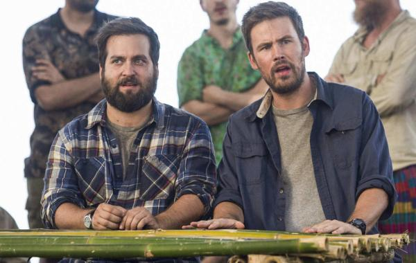 TBS Renews 'Wrecked', 'The Guest Book' & 'People Of Earth' 4