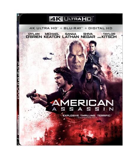 'American Assassin'; Arrives On Digital November 21 & On 4K Ultra HD, Blu-ray & DVD December 5, 2017 From Lionsgate 12