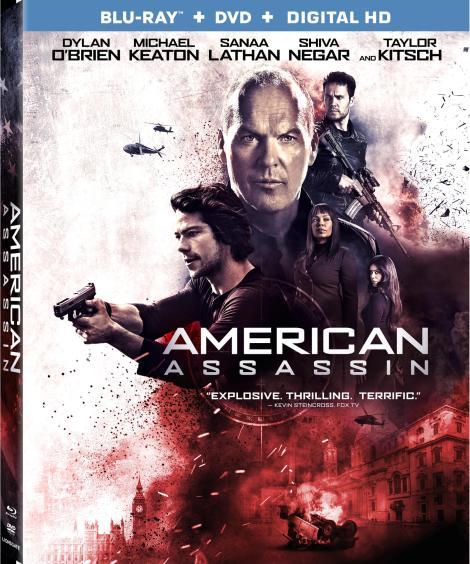 'American Assassin'; Arrives On Digital November 21 & On 4K Ultra HD, Blu-ray & DVD December 5, 2017 From Lionsgate 13