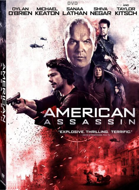 'American Assassin'; Arrives On Digital November 21 & On 4K Ultra HD, Blu-ray & DVD December 5, 2017 From Lionsgate 14