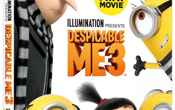 'Despicable Me 3'; Arrives On Digital November 21 & On 4K Ultra HD, Blu-ray, 3D Blu-ray & DVD December 5, 2017 From Illumination & Universal 19