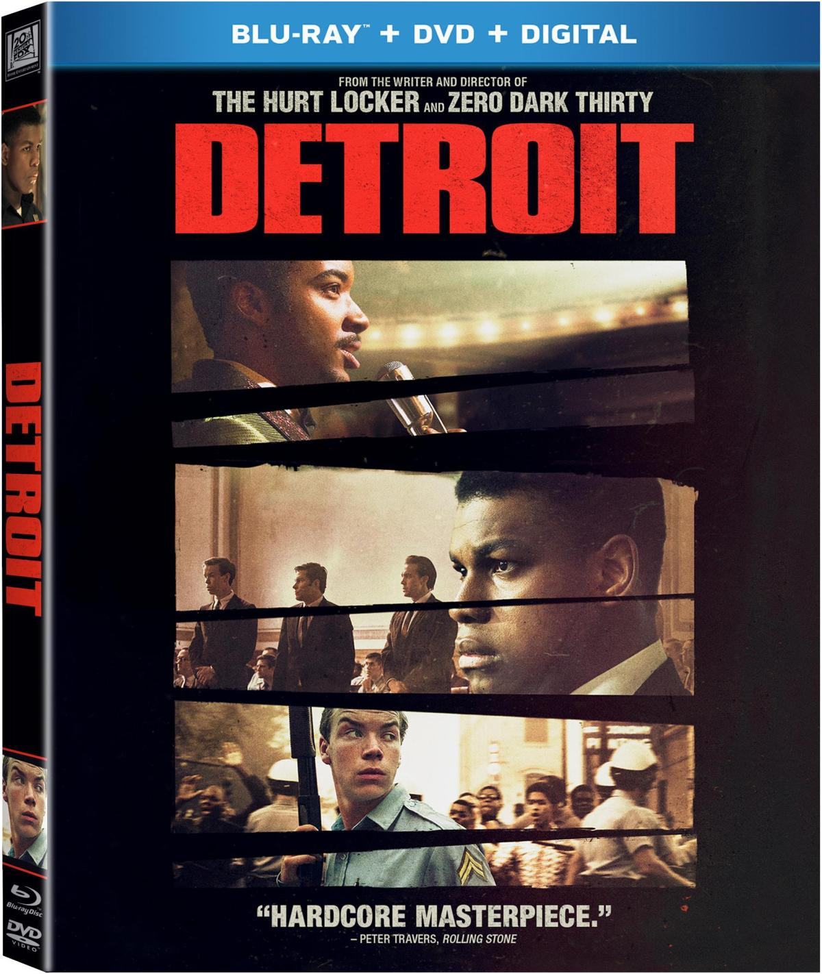 'Detroit'; Arrives On Digital November 28 & On Blu-ray & DVD December 12, 2017 From Fox Home Ent 1