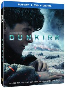 Christopher Nolan's 'Dunkirk'; Arrives On Digital December 12 & On 4K Ultra HD, Blu-ray & DVD December 19, 2017 From Warner Bros 1