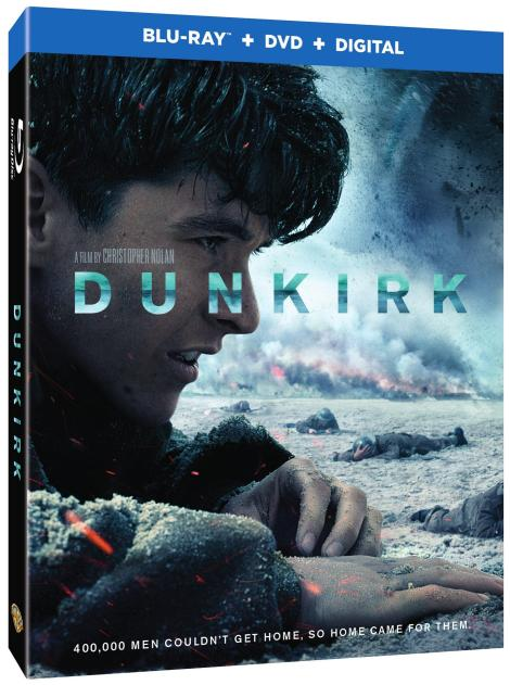 Christopher Nolan's 'Dunkirk'; Arrives On Digital December 12 & On 4K Ultra HD, Blu-ray & DVD December 19, 2017 From Warner Bros 4