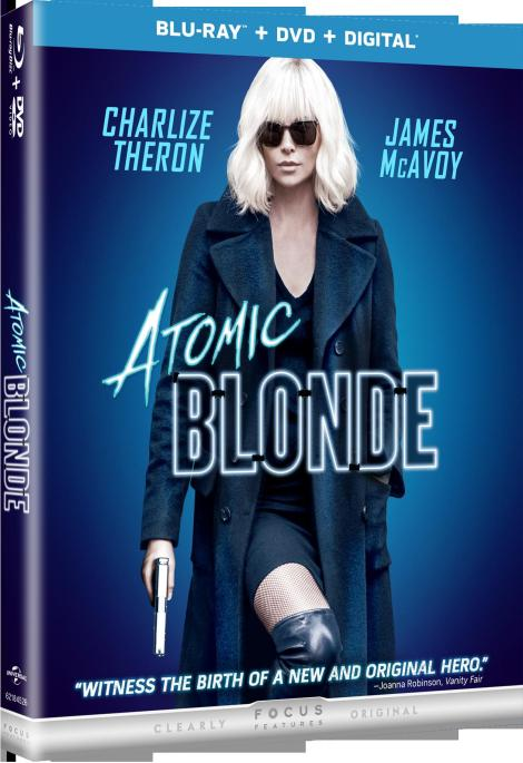 [GIVEAWAY] Win 'Atomic Blonde' On Blu-ray: Arrives On 4K Ultra HD, Blu-ray & DVD November 14, 2017 From Universal 2
