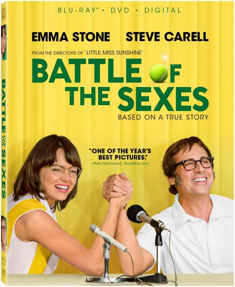 'Battle Of The Sexes'; Arrives On Digital December 19, 2017 & On Blu-ray & DVD January 2, 2018 From Fox Home Ent 5