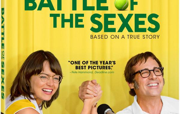 'Battle Of The Sexes'; Arrives On Digital December 19, 2017 & On Blu-ray & DVD January 2, 2018 From Fox Home Ent 10