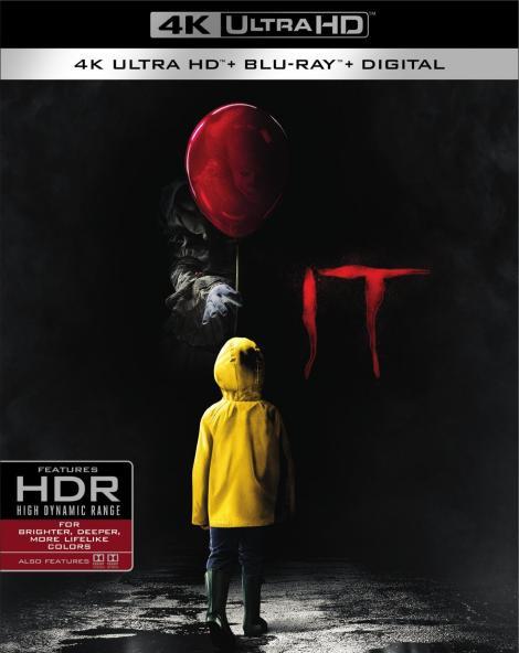'IT'; Arrives On Digital December 19, 2017 & On 4K Ultra HD, Blu-ray & DVD January 9, 2018 From Warner Bros 6